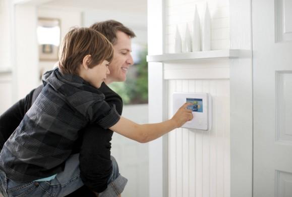 alarm-panel-wall
